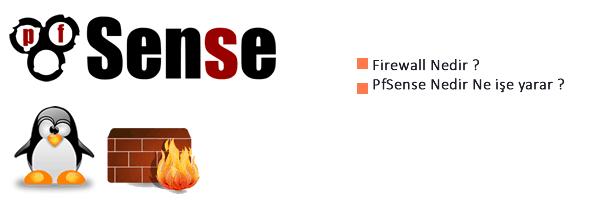PfSense_nedir