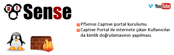 PfSense Captive Portal Kurulumu 16