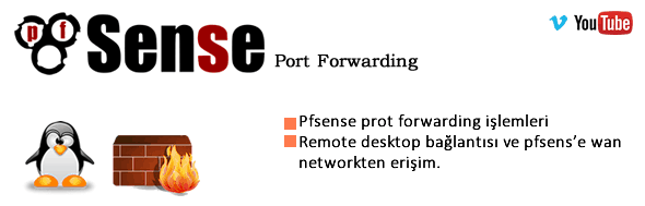 PfSense Port Forwarding 1