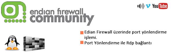 endian_port yönlendirme