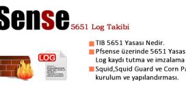 Pfsense ile 5651 Yasasına Uygun Log imzalama 6