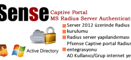 Pfsense Captive Portal+Radius Server+Active Directory Authentication 3