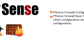 PfSense Firewall Configuration 4
