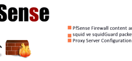 Pfsense content and URL Filtering – Section 1 Proxy Server 5