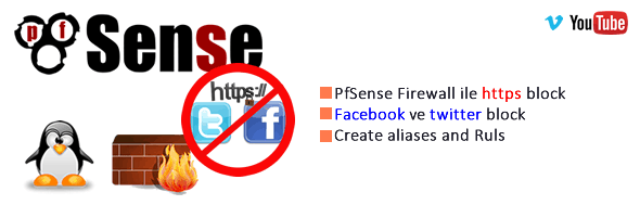 Blocking Https Facebook and Twitter on PFSense 1