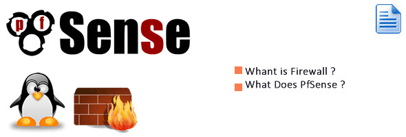 What is Firewall and Pfsense 6