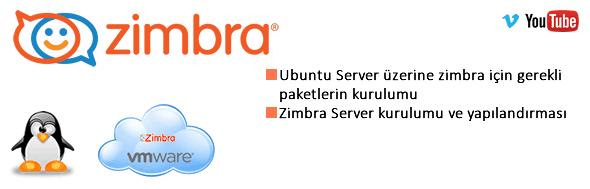 Ubuntu Server 14 04 üzerine Zimbra 8 0 6 GA Kurulumu