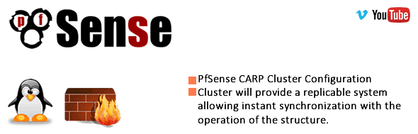 Pfsense CARP installation and Configuration 1