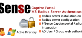 Pfsense Captive portal MSRadius AD Authentication 2