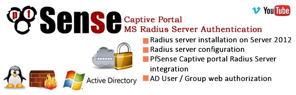 pfsense_radius server