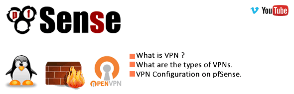 PfSense Open VPN Configuration 1