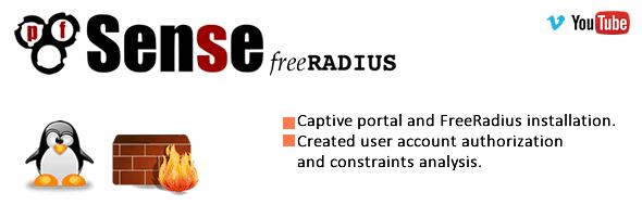 PfSense_FreeRadius