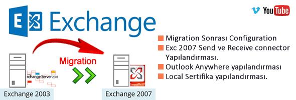 Exchange Migration Serisi 2003-->2007 Bölüm-3 32