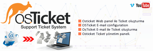 Osticket Helpdesk E-mail Configuration 4