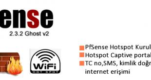 Pfsense 2.3.2 Hotspot Kurulumu 1