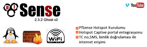 Pfsense 2.3.2 Hotspot