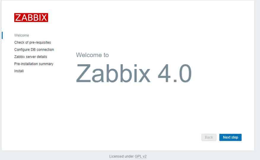 Centos 7 üzerine Zabbix 4.2 kurulumu 5