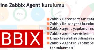 Linux üzerine Zabbix Agent kurulumu 15