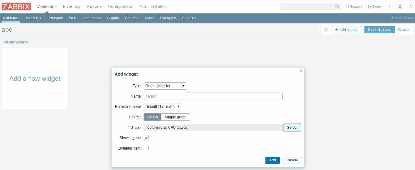 Zabbix Server Vmware Entegrasyonu 10