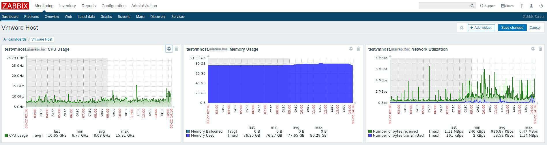 Zabbix Server Vmware Entegrasyonu 11