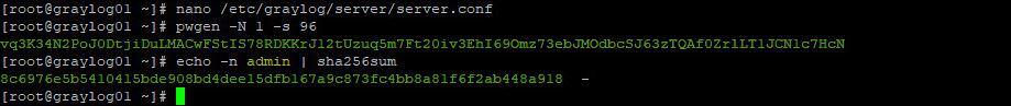 Centos 7 üzerine Graylog 3.0.2 Kurulumu 8