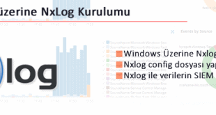 Nxlog ile windows event log gönderimi 11