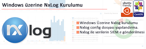 Nxlog ile windows event log gönderimi 45